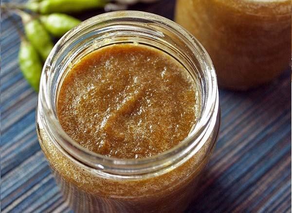 Acehnese Bird Eye Chili Sauce