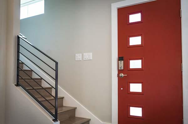 Apartment Door Designs