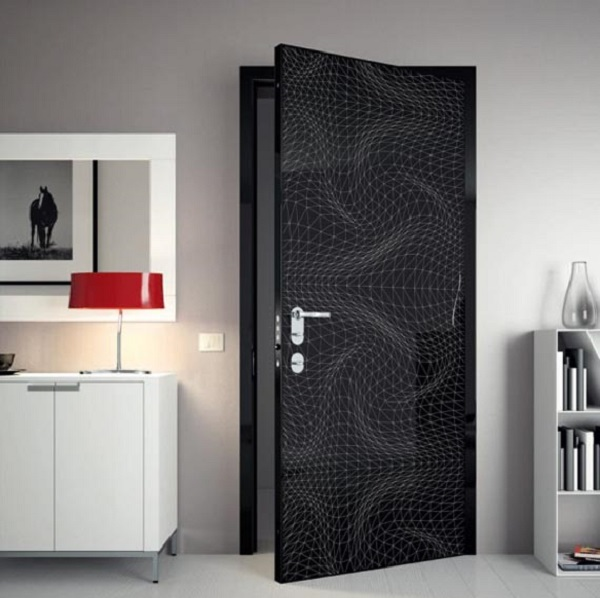 Texture Door Design Ideas
