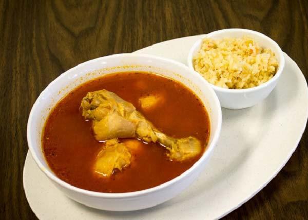 Best Spicy Dish