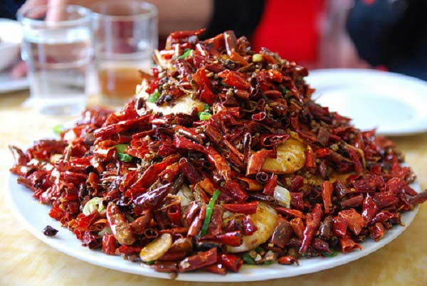 Top Spicy Dish