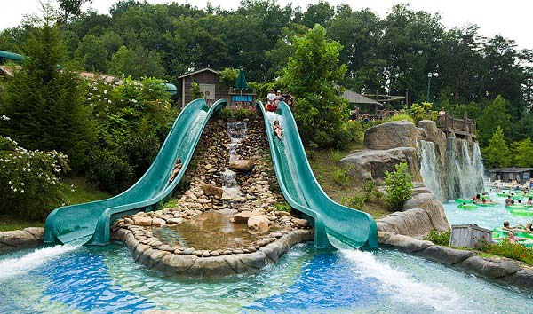 Water Park in Tennessee