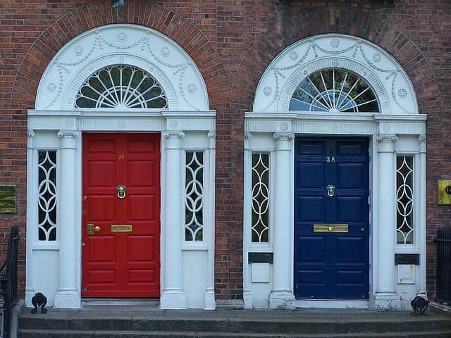 Door Front Input Old