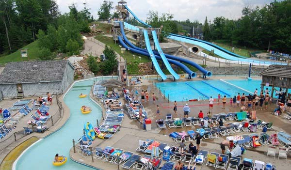 Water Park in New York