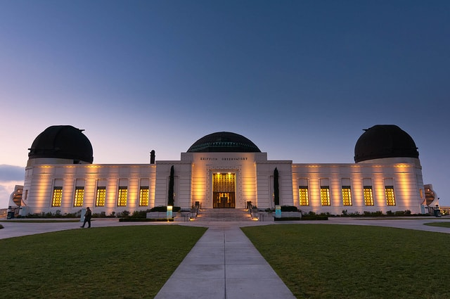 Griffith Park and Griffith Observatory - Los Angeles Places