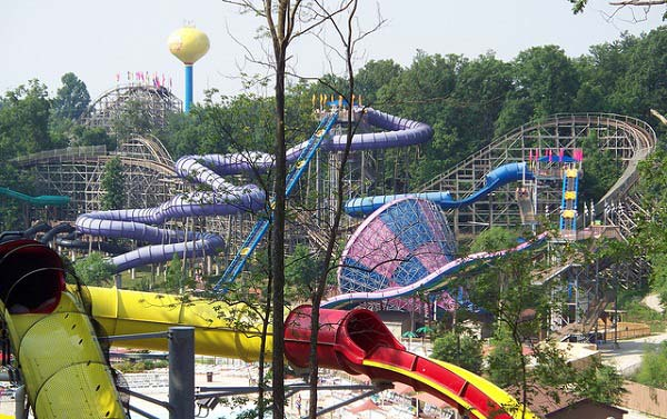 Water Park in Indiana