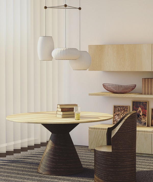 dinning room table decor
