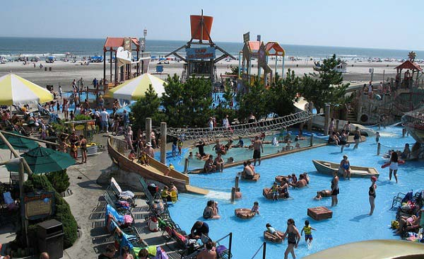 Water Parks in New Jersey