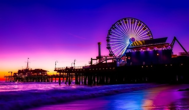 Santa Monica - Los Angeles destinations