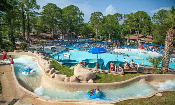 Waterpark in Florida