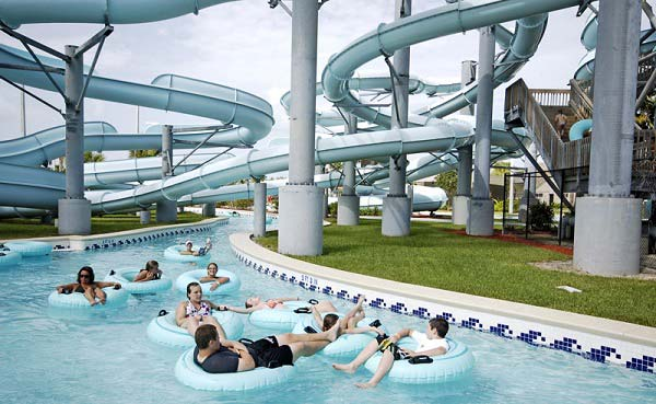 Water Park in Florida