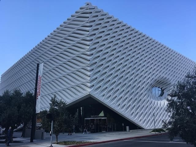 The Broad - Los Angeles Places