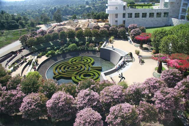 The Getty Center - Los Angeles Places