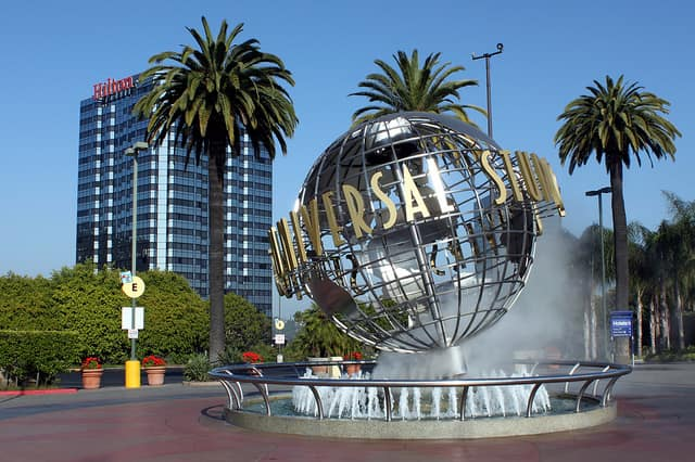 Universal Studios Hollywood -Los Angeles destinations