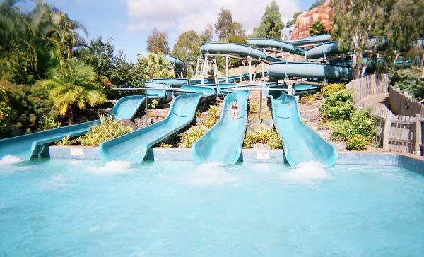 Water Park in Colorada
