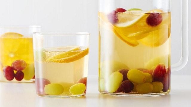 White Grape Spritzer