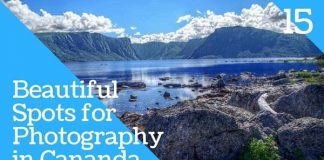 Photography Spots in Canada