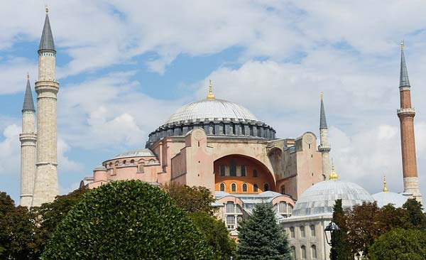 Attractions in Istanbul