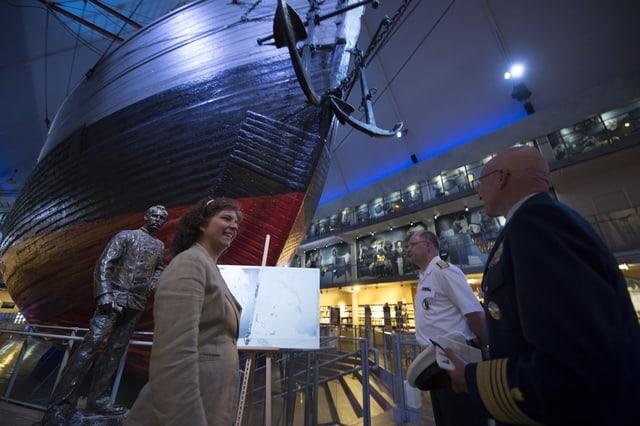 Fram Museum - The Polar Ship Fram - Oslo destinations