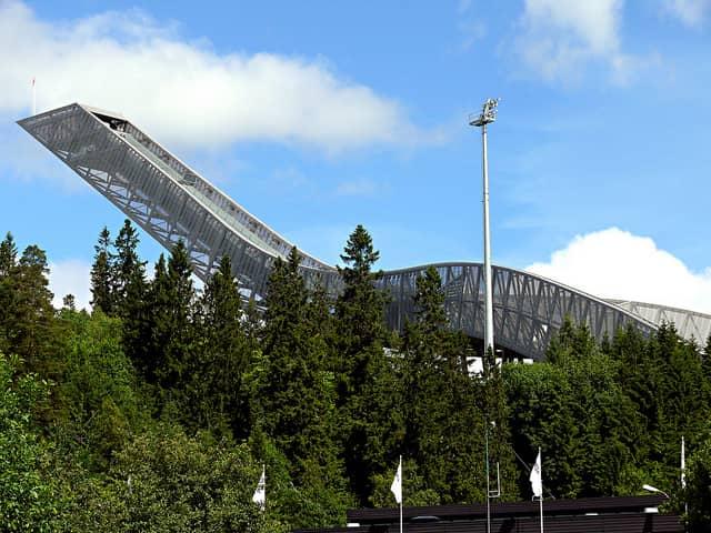 Holmenkollen Ski Museum & Tower - Oslo attraction