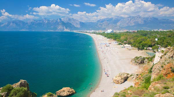 Top Attractions of Antalya Turkey