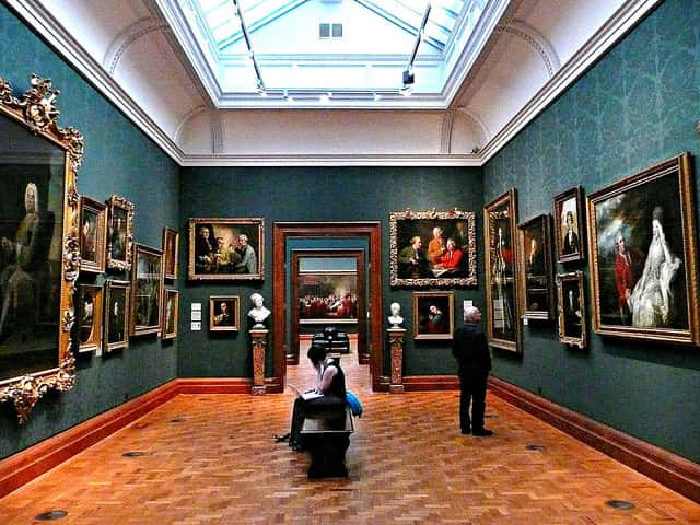 National Gallery - Oslo attraction