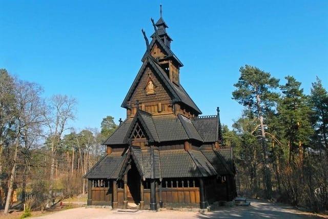 Norsk Folkemuseum – Norwegian Museum of Cultural History - Oslo destinations
