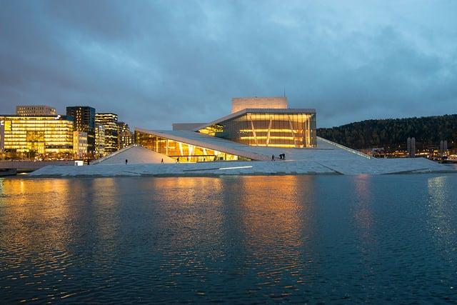 The Norwegian National Opera & Ballet - Oslo destinations
