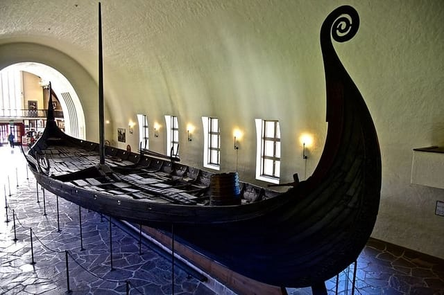 The Viking Ship Museum - Oslo attraction