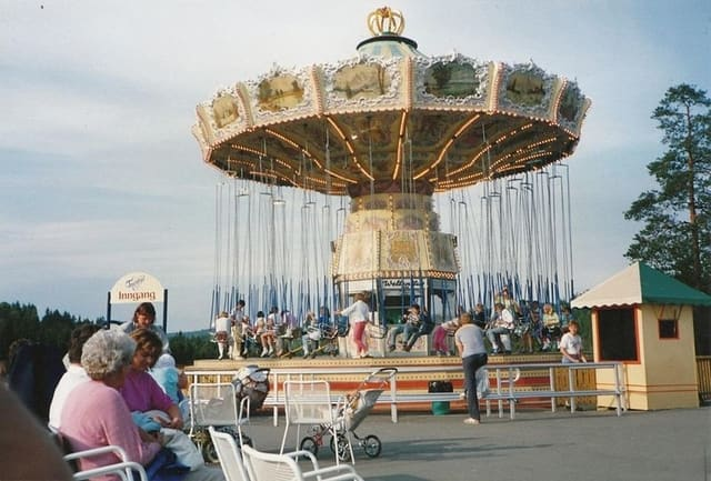 TusenFryd Amusement Park - Oslo attraction