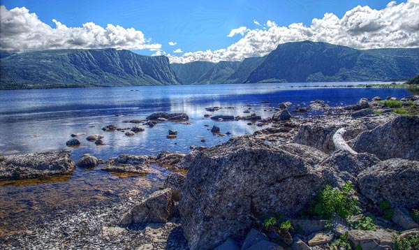 Western Brook Pond, Canada