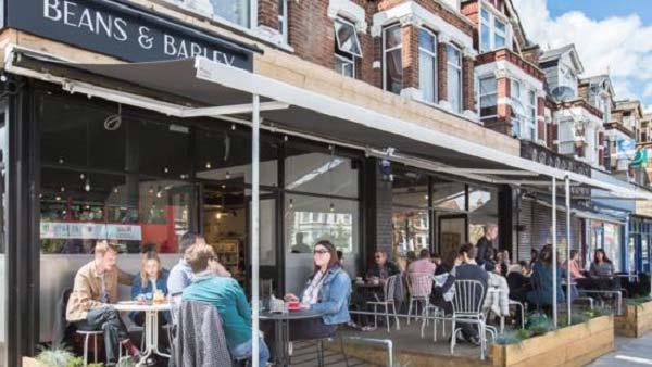 Top Coffee Shops in London