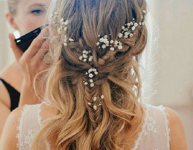 Casual Wedding - Hairstyles