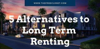 Long Term Renting