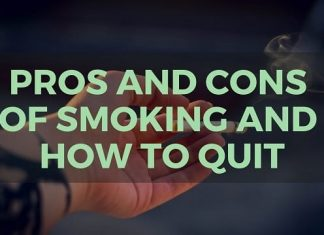 Pros and Cons of Smoking and How to Quit