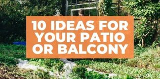 Patio Or Balcony