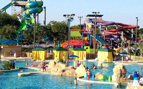 Water Park in Texas