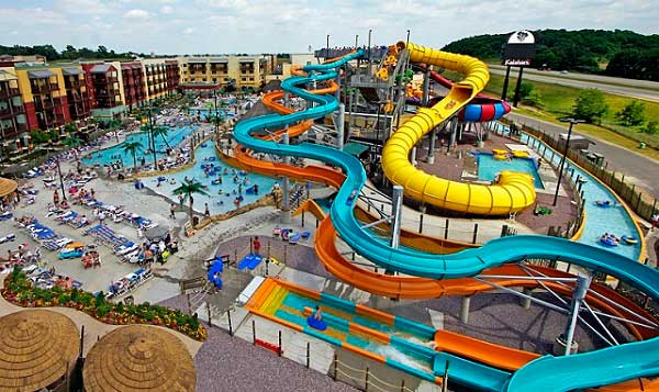 Water Park in Winconsin