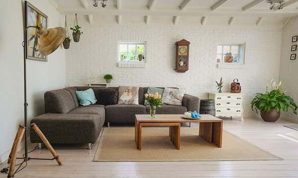 Living Room and Sofa Design Ideas