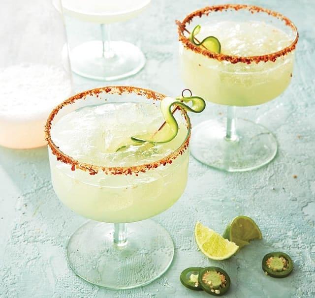 Margarita Mocktail