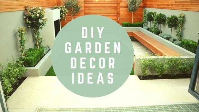 Garden Decor Ideas
