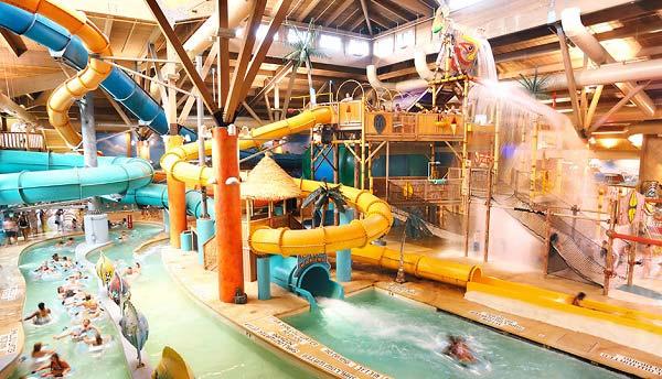 Water Park Resort in Pennsylvania