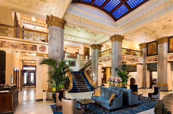 hotels in america