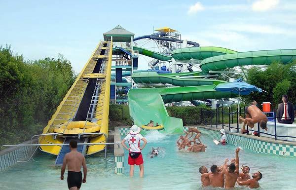 Water Park in Virginia