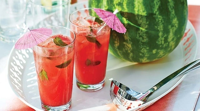 Watermelon Picnic Punch