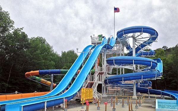 Waterpark in New Hampshire