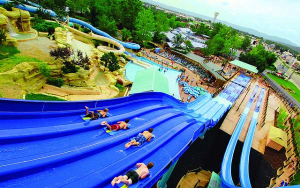 Water Park in Branson