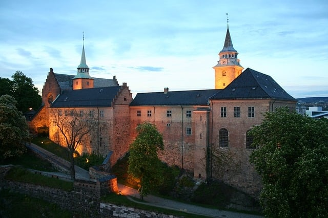 Akershus Fortress - Oslo attraction