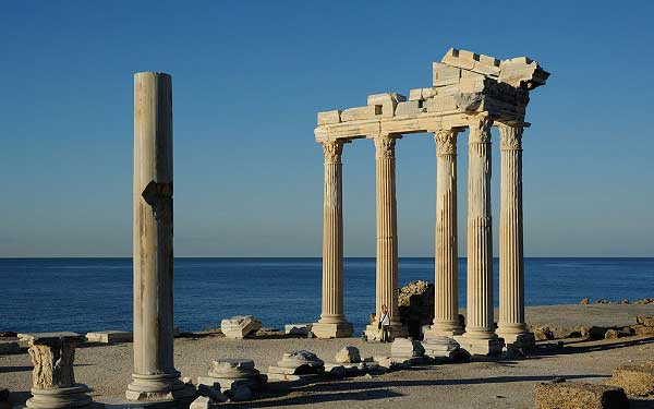 Top Attractions of Antalya Turkey