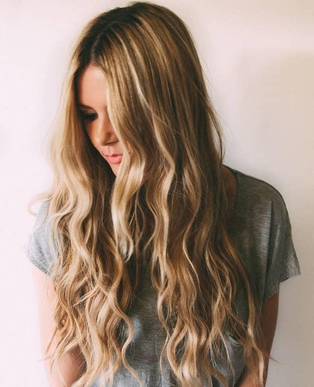 Beach Waves - Hair Design